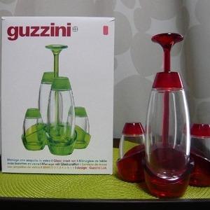 GUZZINI CRUET SET  調味料スタンド