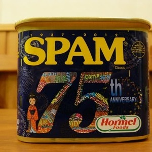 Hormel Foods SPAM ホーメル スパム