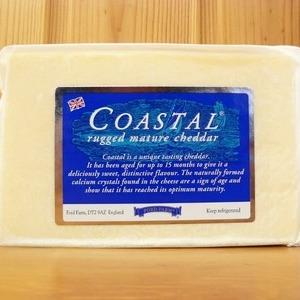 イングリッシュコースタル チェダーチーズ