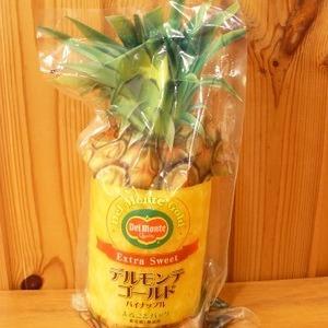 デルモンテ ゴールドパイナップル まるごとパック  (カットパイン)