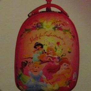 Disney Luggage by heys USA 18 in Carry-on ディズニー ラゲッジ 子ども用トラベルキャリー (機内持ち込みスーツケース)