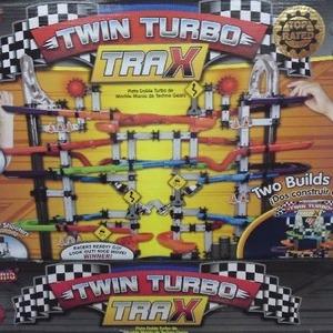 The Learning JOURNEY Techno Gears Marble Mania TWIN TURBO TRAX テクノギア マーブル マニア ツイン ターボ トラックス