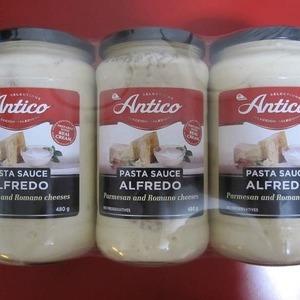 Antico(アンティコ) パスタソース アルフレッド パルメザン&ロマーノチーズ