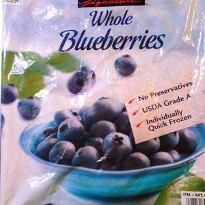 カークランド 冷凍ブルーベリー