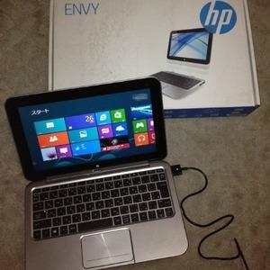 HP ENVY X2 タブレット ノートブック一体型PC 11-G005TU