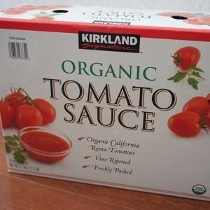 カークランド 有機トマトソース(ORGANIC TOMATO SAUCE