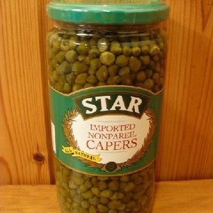 Star Fine Foods Capers ケッパー酢漬