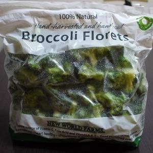 NEW WORLD FARMS  Broccoli Florets (冷凍ブロッコリー)