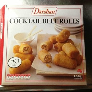 Darshan ビーフロール(COCKTAIL BEEF ROLL)