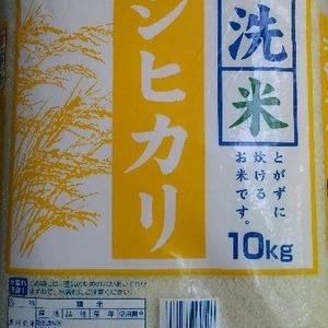 パールライス 無洗米コシヒカリ 10kg