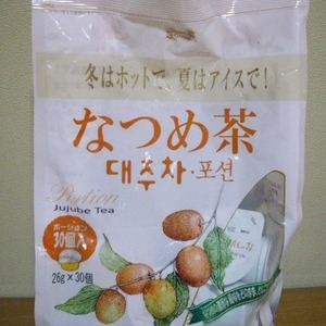 ボクムジャリ なつめ茶 ポーション 26gx30個