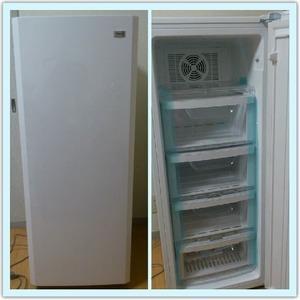 Haier(ハイアール) JF-NUF136 前開き式冷凍庫