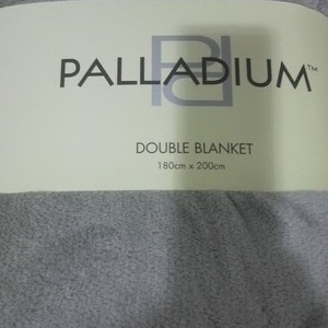 PALLADIUM DOUBLE BLANKET 日本ダブルサイズ ブランケット
