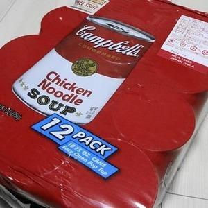 キャンベル チキンスープ 12缶
