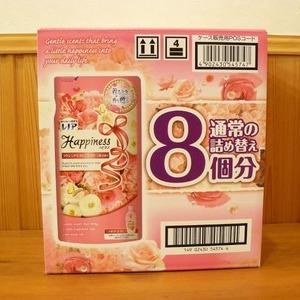 P&G レノア ハピネス ラグジュアリー&ピンクフローラルの香り