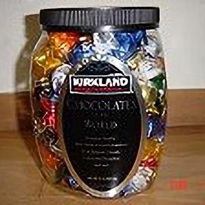 カークランド チョコレート オブ ザ ワールド