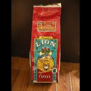 ライオン(LION) カフェハワイコーヒー