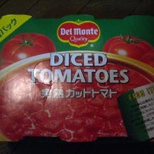デルモンテ 完熟カットトマト 5缶パック