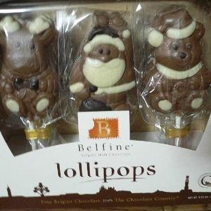 Belfine Belfineロリポップスチョコレート