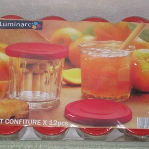 LUMINARC CONFITURE (ジャムポット)