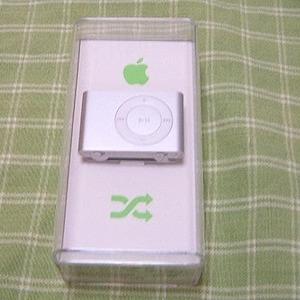 apple(アップル) iPod shuffle