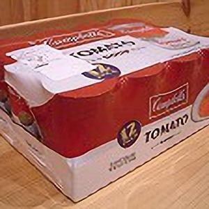キャンベル トマトスープ