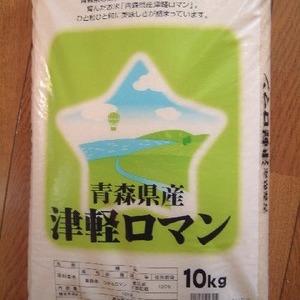 水穂 青森県産 津軽ロマン10kg