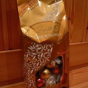リンツ&シュプルングリー リンツ アソートチョコレート