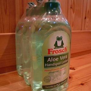 シナジートレーディング フロッシュ アロエベラ 食器用洗剤