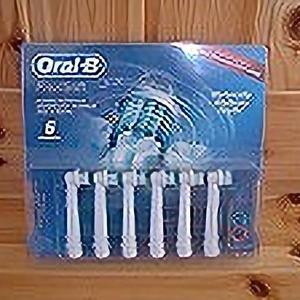 Braun ブラウン 電動歯ブラシ 替え6本セット