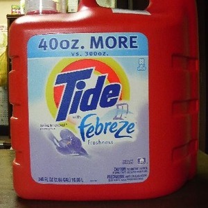P&G Tide with Febreze Freshness Spring & Renewal