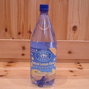 CRYSTAL GEYSER クリスタルガイザー スパークリング レモン