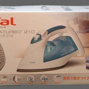 ティファール T-fal アクアターボ210