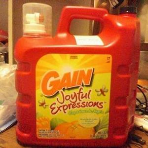P&G GAIN ゲイン マンダリンライムフュージョン液体洗剤 8.87L 72回分