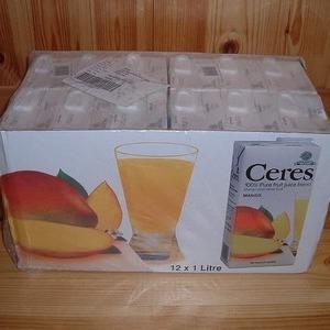 Ceres セレス マンゴージュース