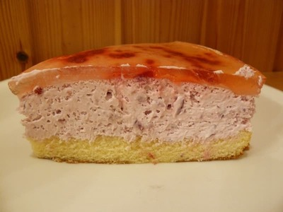 (名無し)さん[5]が投稿したカークランド ベリーベリームースケーキの写真