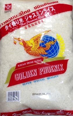 木徳神糧 ゴールデンフェニックス タイ香り米 ジャスミンライス