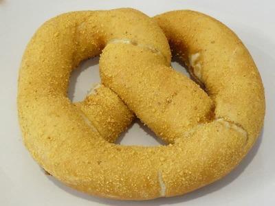 (名無し)さん[4]が投稿したJ&J Snackfoods クリームチーズ入りソフトプレッツェルの写真