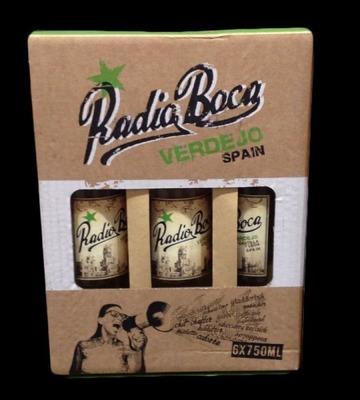 Radio Boca VERDEJO SPAIN ワイン
