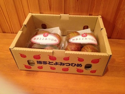 博多とよみつひめ いちじく 福岡県産