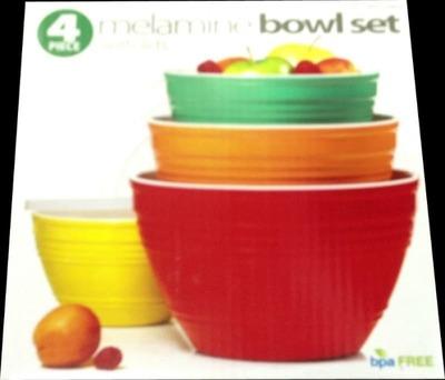 (名無し)さん[18]が投稿したPANDEX Melamine Bowl Set メラミンボウルセットの写真