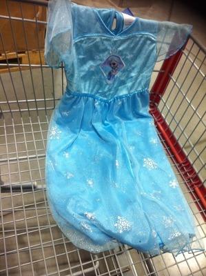 アナと雪の女王ドレスさん[2]が投稿したDISNEY ディズニー ガールズ ガウンドレスの写真