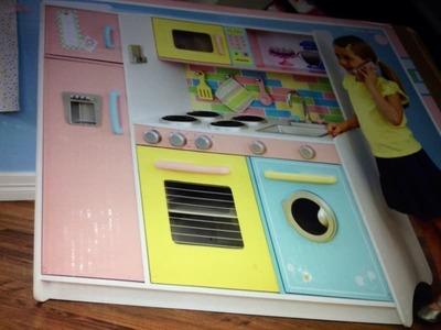 キッズクラフト 玩具キッチンセット