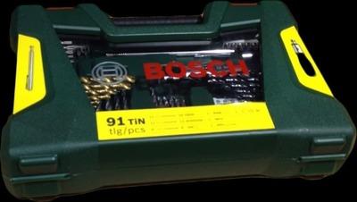 (名無し)さん[2]が投稿したBOSCH ボッシュ ドリルビット/ドライバービット セット 91pcの写真