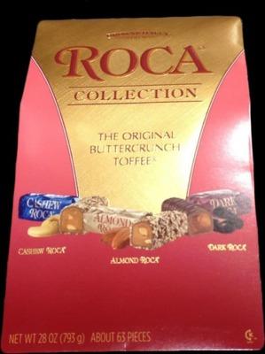 ROCAコレクション オリジナル バター トフィー
