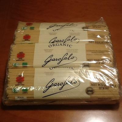 garofalo ガロファロ オーガニックスパゲティー