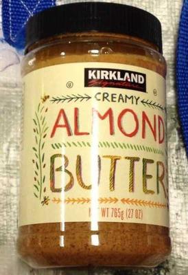 カークランド アーモンドバター