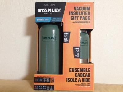 スタンレー ステンレス携帯用魔法瓶&真空フードジャー