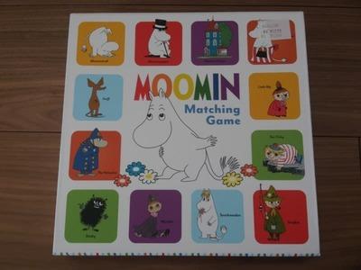 MOOMIN Matching Game ムーミン マッチングゲーム