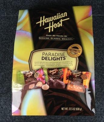 Hawaiian Host パラダイス ディライト チョコレート アソート